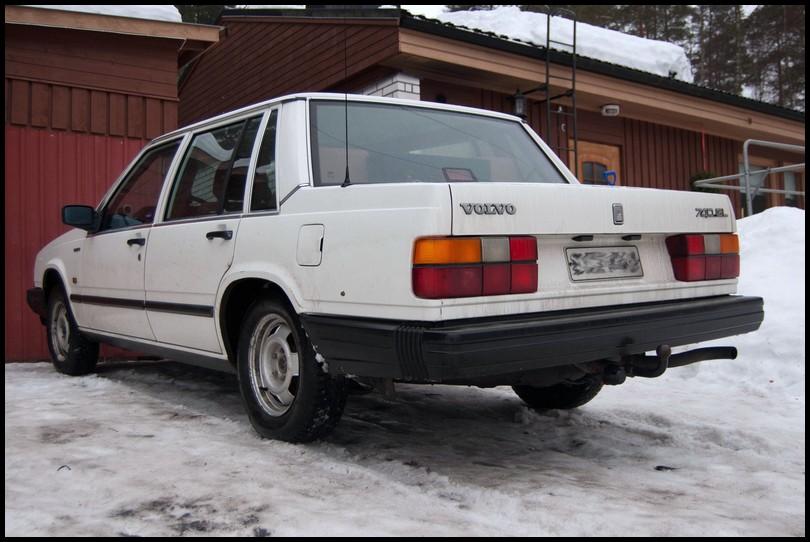 Masuli: Volvo 960 '91 (ex 740) Volvo740-001
