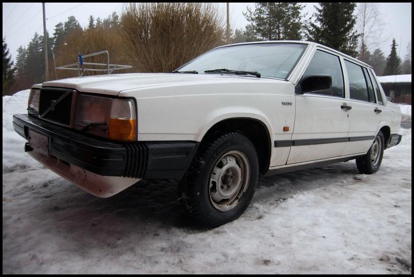 Masuli: Volvo 960 '91 (ex 740) Volvo740-003