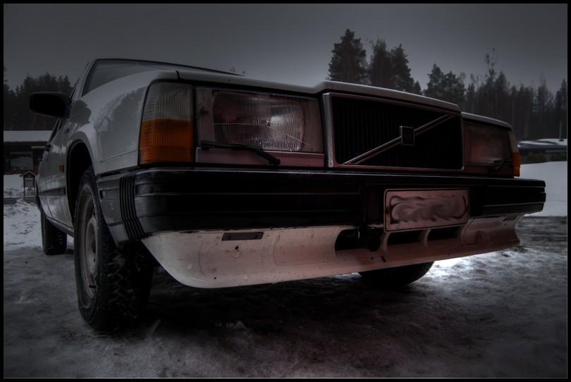 Masuli: Volvo 960 '91 (ex 740) Volvo740-004